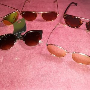 Sunglasses RayBan and Others